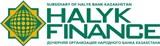 Halyk Finance JSC